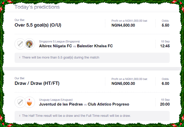 Good Football Bets For This Weekend