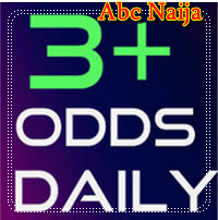 3 odds daily free odds