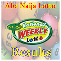 All National weekly lotto results