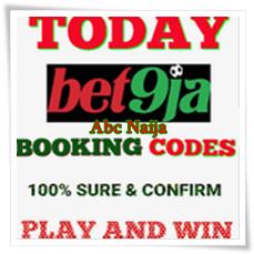 Bet9ja Live booking code