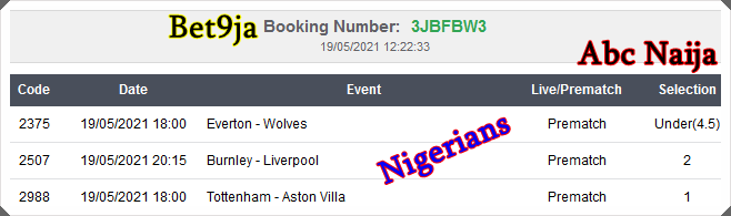 Multi bet of the day