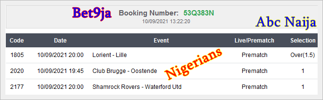 5 odds daily free